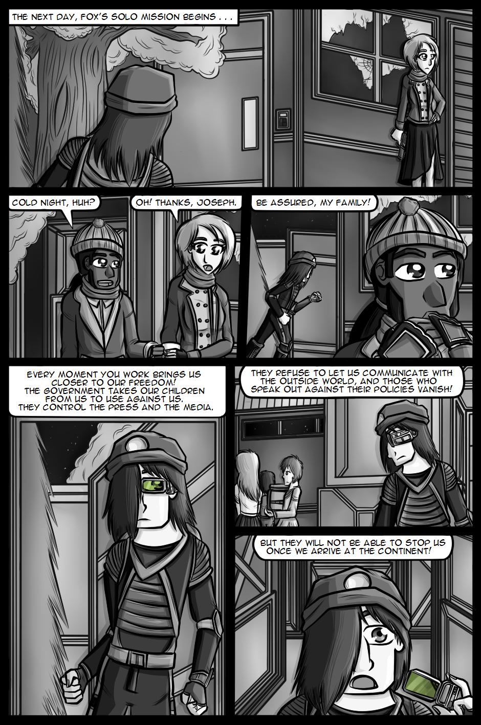 Fire Suppression, Part 11