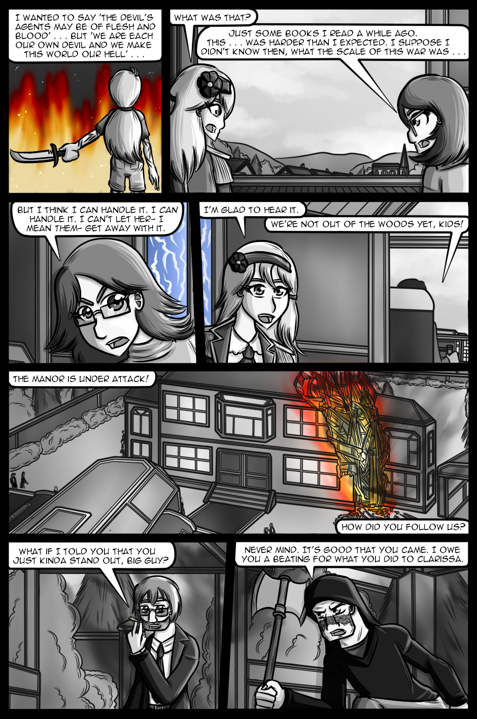 Fire Suppression, Part 46