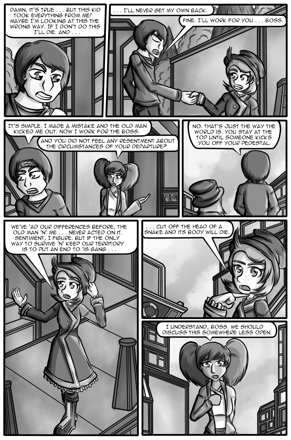 Loyal Hound - Part 25