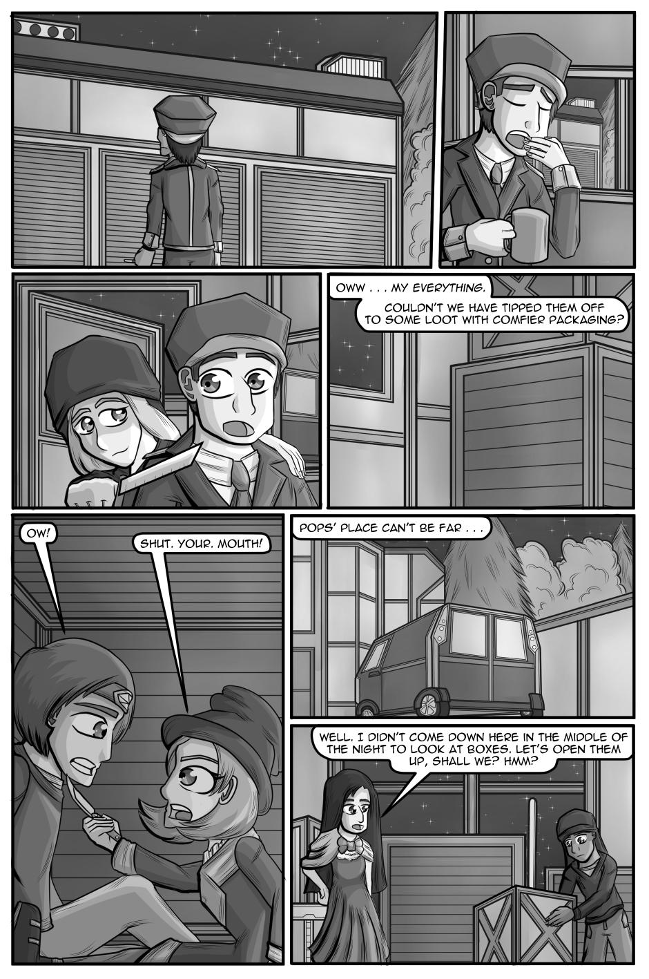 Loyal Hound  - Part 65