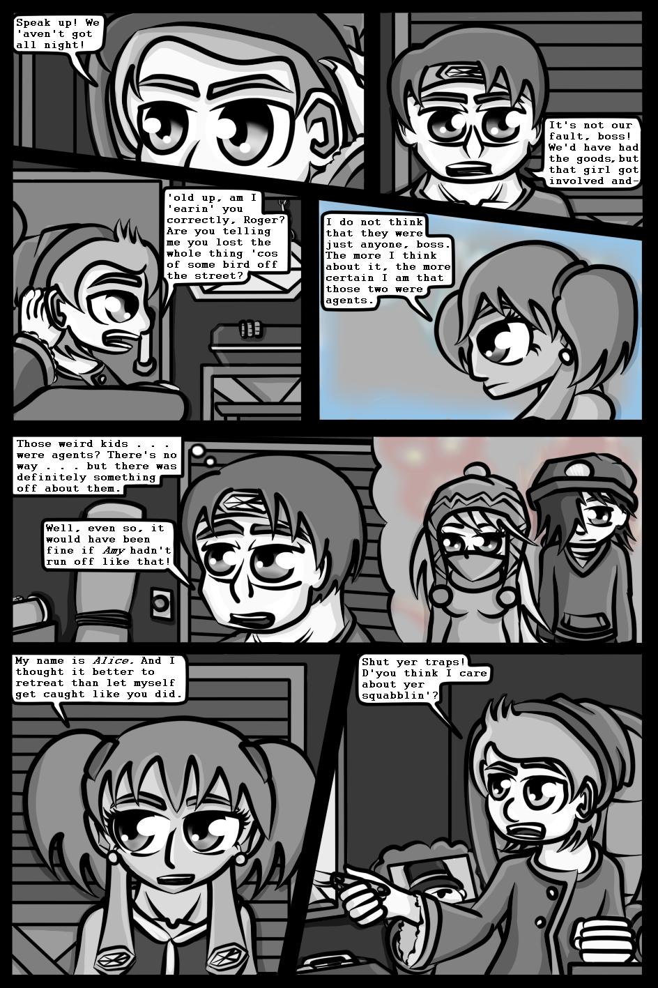 Human Nature, Part 13