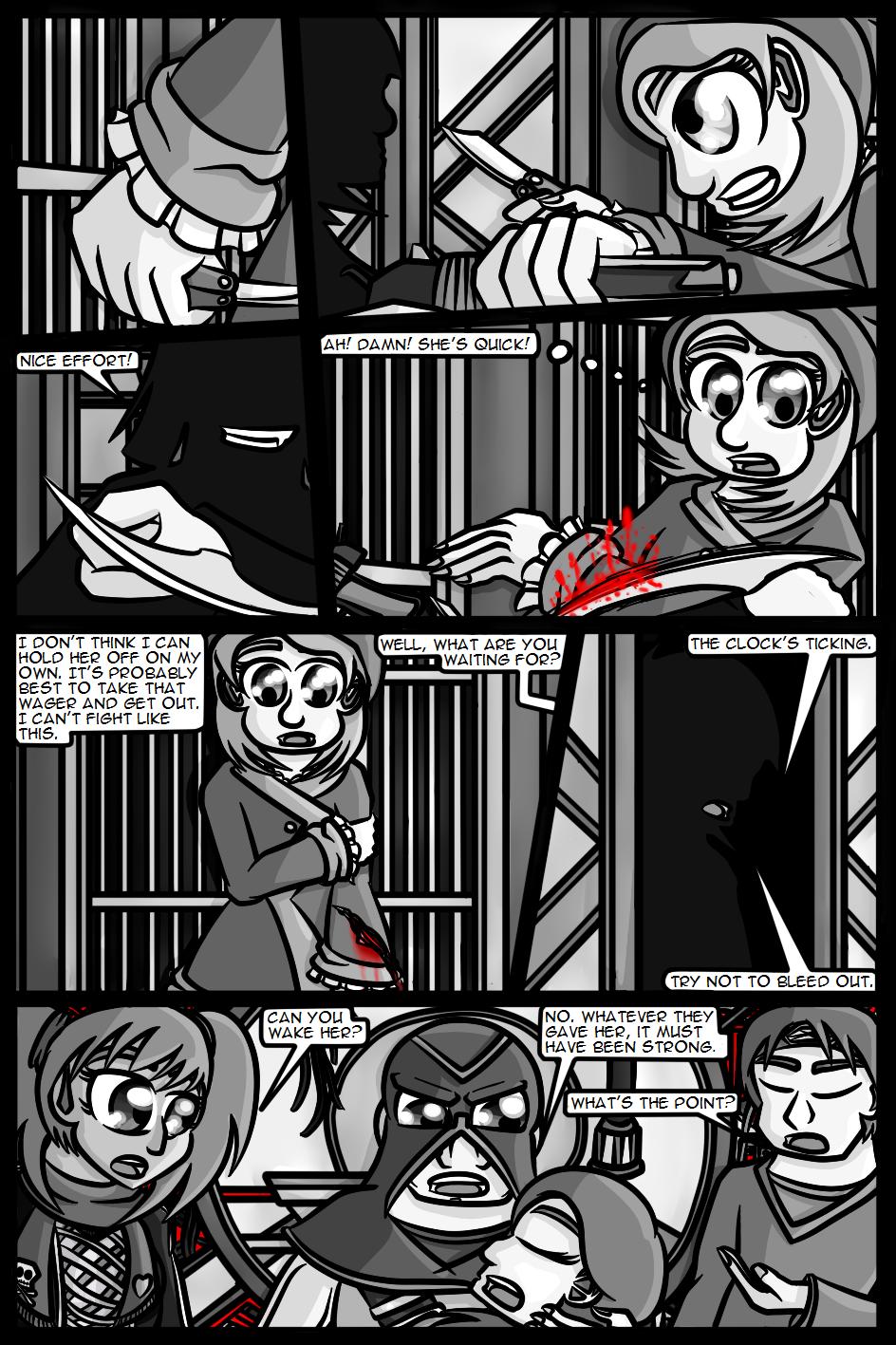 Clarissa - Part 37