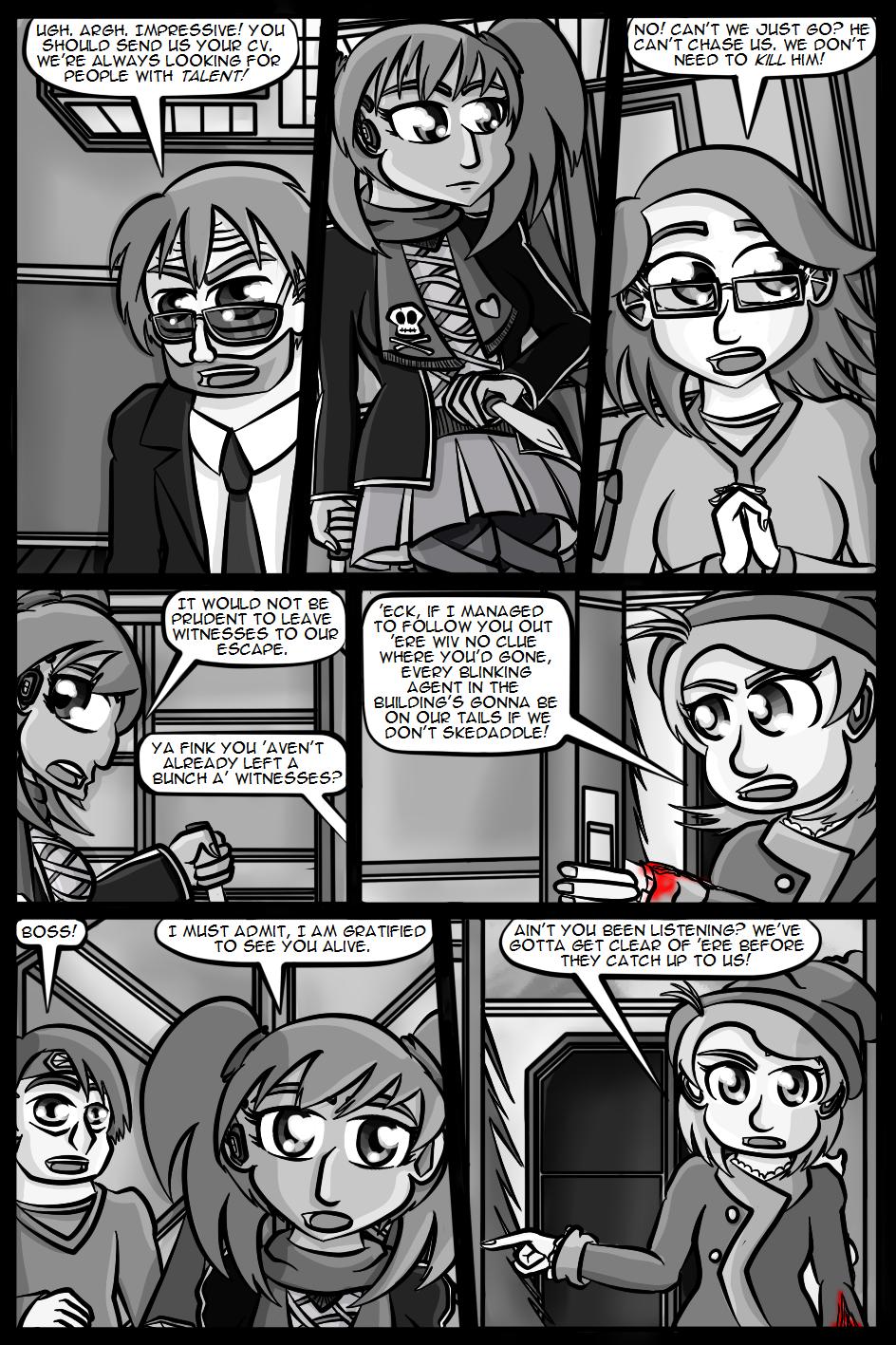 Clarissa - Part 47