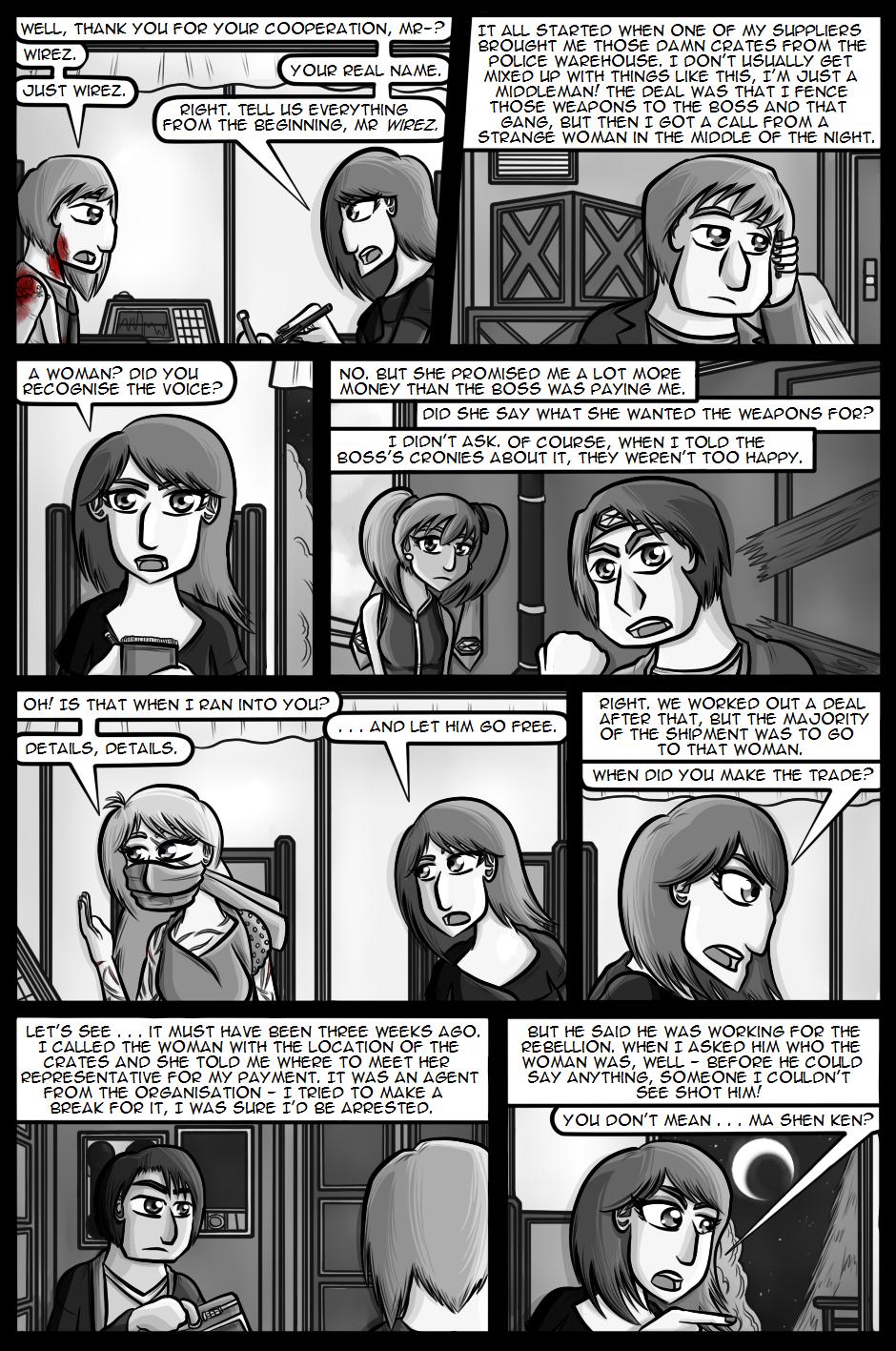 Infernal Affairs - Part 44