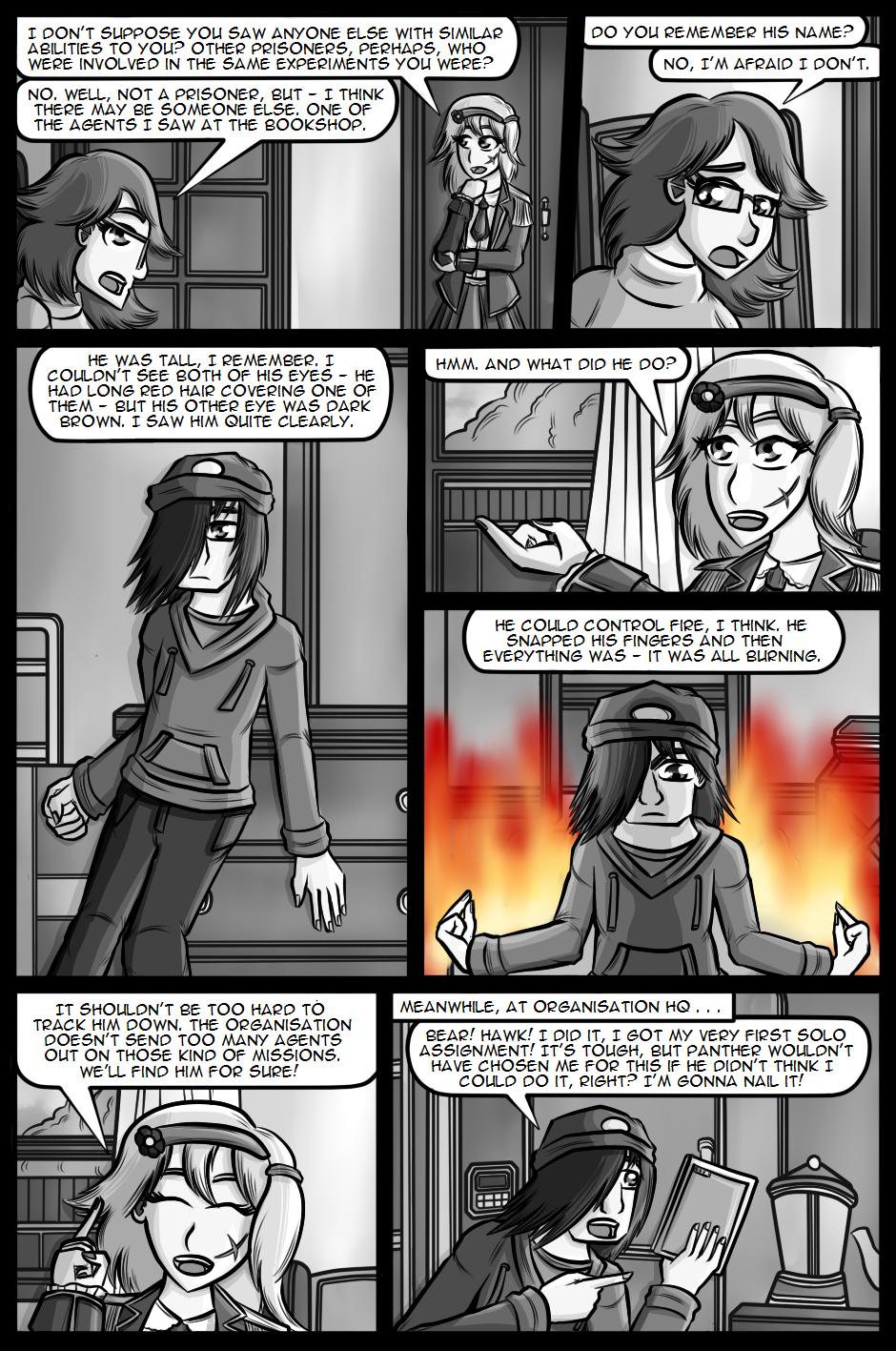 Fire Suppression, Part 6